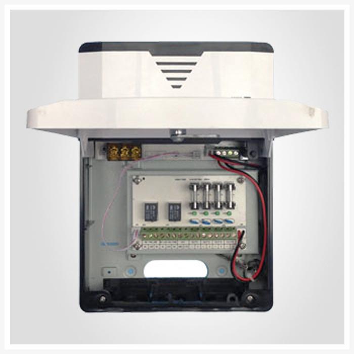 12V 3A 4CH Lithium UPS+Relay Alarm