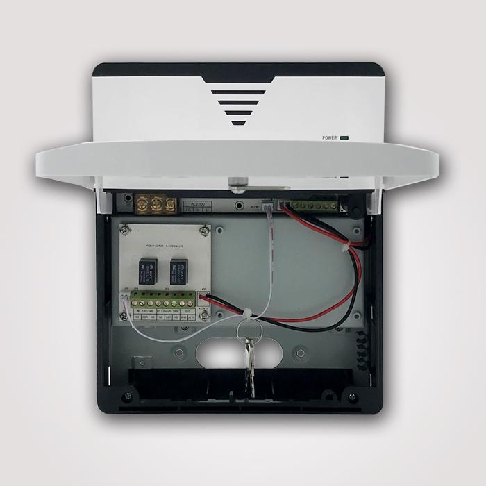 12V 5A Lithium UPS+Relay Alarm